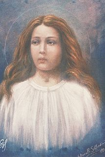 Maria Goretti Italian saint