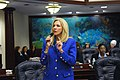 Maria Sachs voices her opposition to a measure being considered on the Florida House floor.jpg