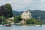 Maria Wörth Reifnitz Schloss Klein Miramar SO-Ansicht 22062015 1246.jpg
