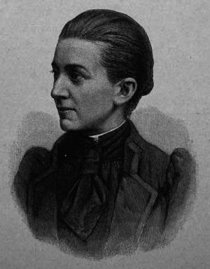 Maria von Linden - Linden in 1894