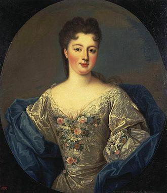 Pierre Gobert - Image: Marie Louise Adélaïde d'Orléans