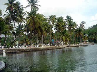 Marigot Bay - Image: Marigotbay 3