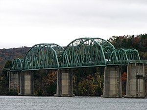 Marion Memorial Bridge - Image: Marion Memorial Bridge Guild TN