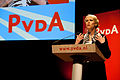 Marleen Barth speecht op PvdA congres Groningen.jpg