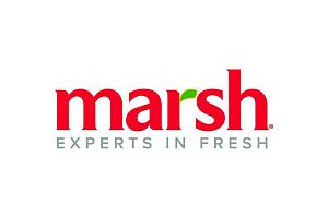 Marsh Supermarkets - Marsh Logo 2012 to 2017