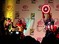 Marvel vs. Capcom 2 skit at WonderCon 2010 Masquerade 13.JPG