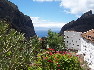 English: Masca, Tenerife, Canary Islands, Spain