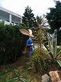 Mascotte de Labib au lycée secondaire de Sayada - 03.jpg
