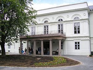 Gyöngyös - Orczy palace of Orczy family