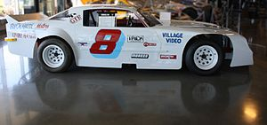 Matt Kenseth - Kenseth's Sportsman car from Columbus 151 Speedway