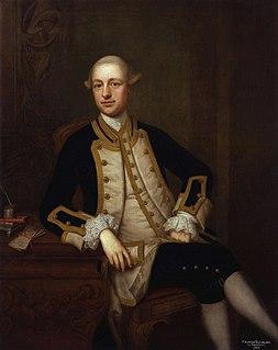 Maurice Suckling British Naval officer