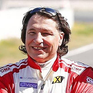 Max Pucher Austrian businessman and racing driver