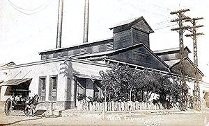 Mazatlán - Electricity plant in Mazatlán