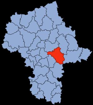 Mińsk County - Image: Mazowsze Miński