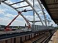 Mechelen station opbouw overkapping HSL sporen 4.jpg