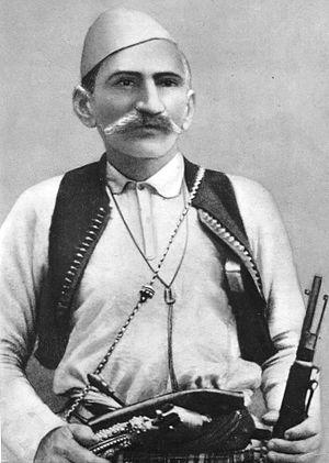 Mehmet Shpendi - Image: Mehmet Shpendi