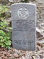 Memorial to 8th Laird of Craigston, served in 3 wars - geograph.org.uk - 565901.jpg