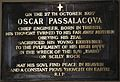 Memorial to Oscar Passalacqua.JPG