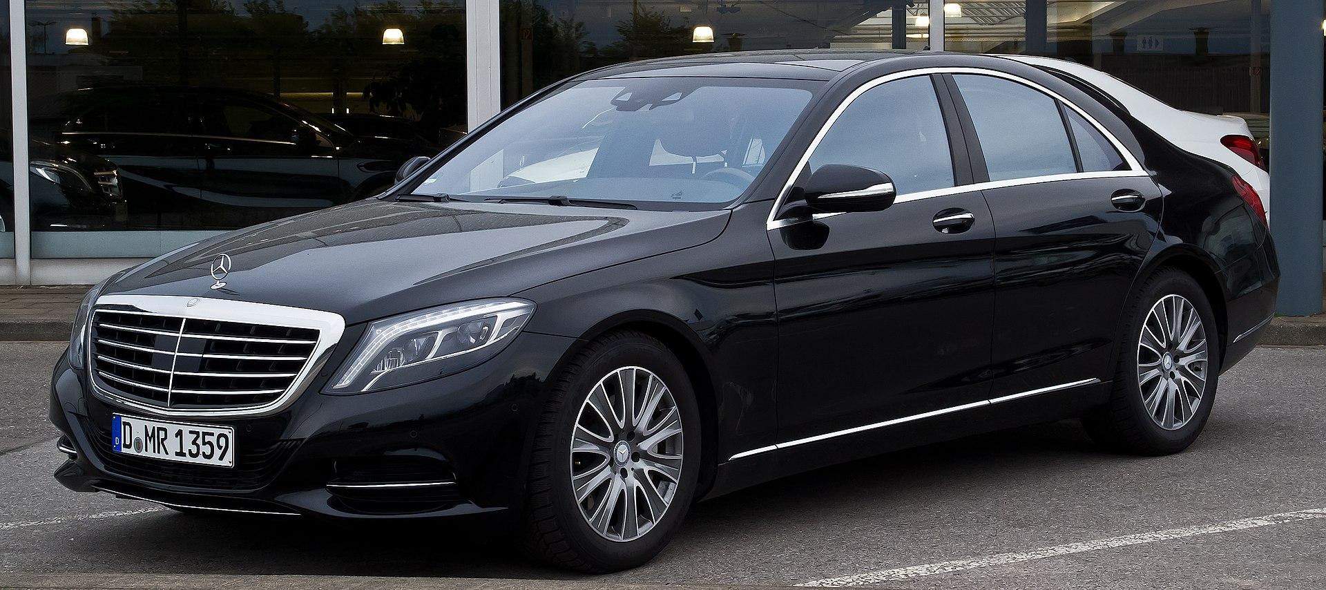Mercedes-Benz W222 - Wikipedia