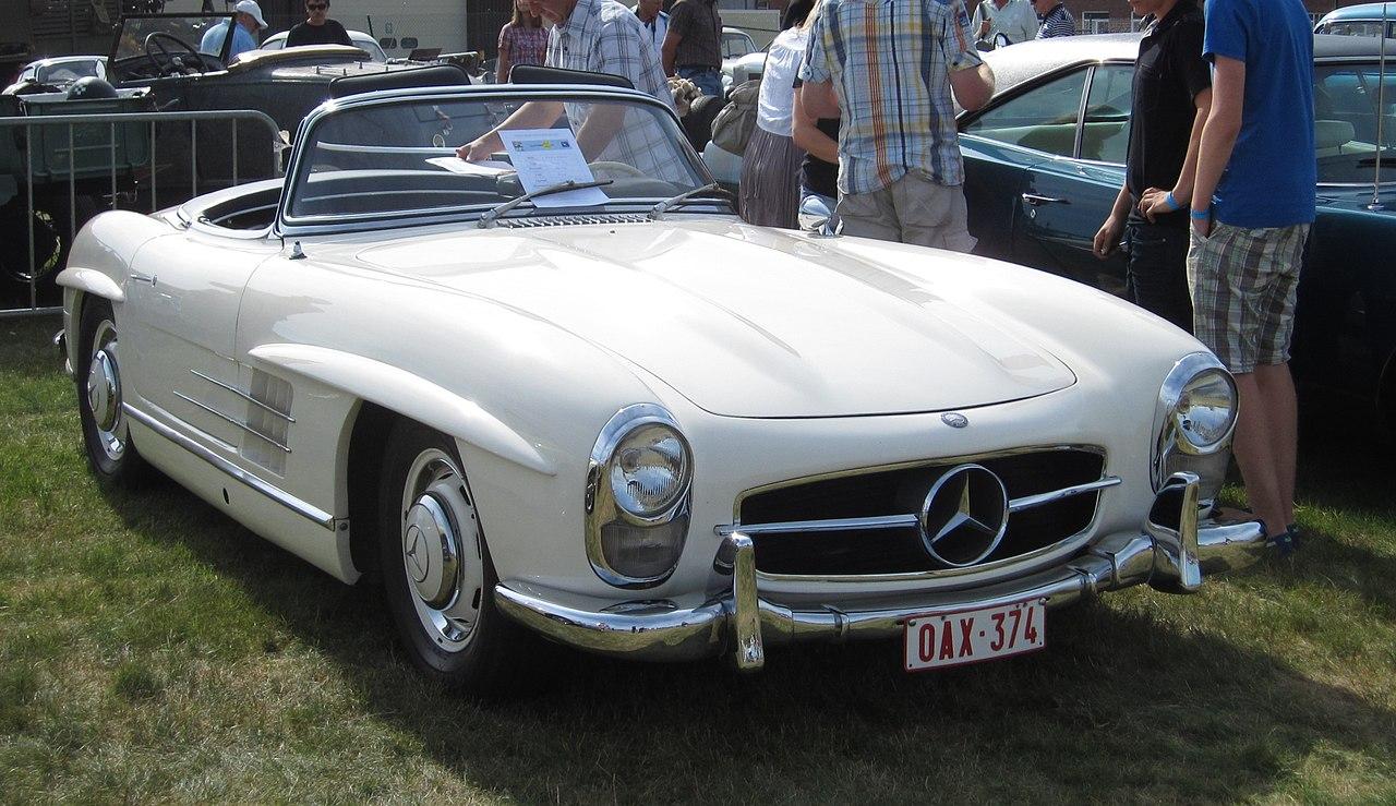 Most Rare   Mercedes Sl Paint Colors