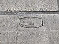 Metairie Louisiana Pavement Marker.jpg