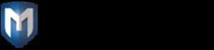 Metasploit Project - Image: Metasploit logo and wordmark