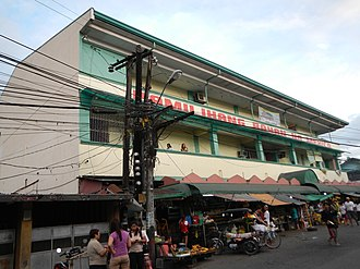 Mexico, Pampanga - Public market