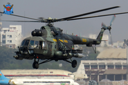Mi-171Sh helicopter used by Bangladesh Air Force (29)