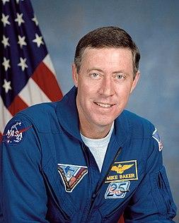 Michael A. Baker American astronaut