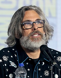 Michael Chabon American author and Pulitzer prize winner