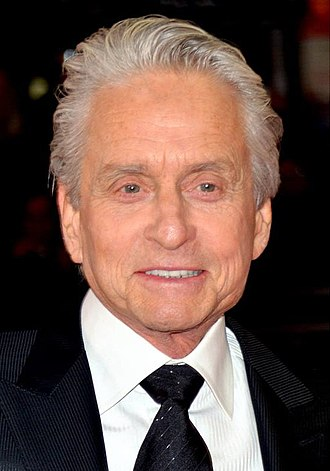 Michael Douglas - Douglas in Paris at the 2016 César Awards ceremony.