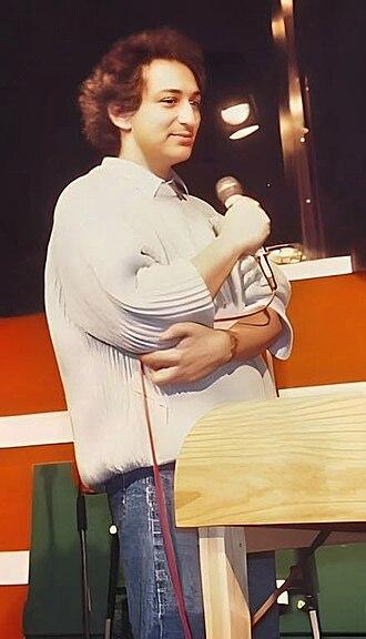 Michel Berger - Michel Berger in 1990