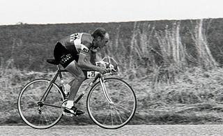 Michel Pollentier Belgian cyclist
