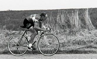 Michel Pollentier - Pollentier at the 1976 Tour de France