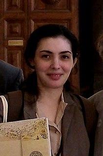 Michela Ramadori Italian art historian