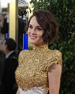 Michelle Dockery English actress