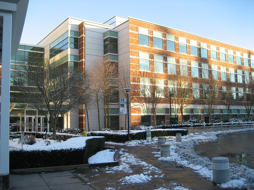 Sede de Microsoft, en Redmond (Washington).