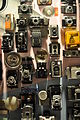 Mid-20th century cameras - Edmonds Historical Museum 01.jpg