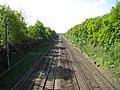 Midland Main Line Railway south of St Albans - geograph.org.uk - 1298661.jpg