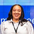 Miesha L. Adams - HUD CFO Employee Recognition Ceremony - 47870455461 (cropped).jpg