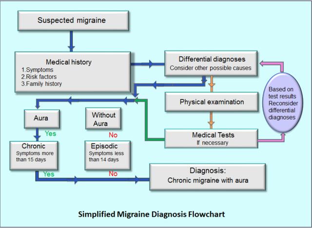 File:Migraine diagnosis flowchart-simplified example2.PNG ...