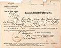 Mijn overgrootvader vrijwilliger 1914 - 1918 Charles De Souter, item 5.jpg
