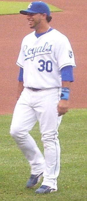 2008 Kansas City Royals season - After only 19 games, Mike Avilés was hitting .352 with 3 home runs, a triple, 9 doubles, 16 runs scored, and 14 runs batted in.