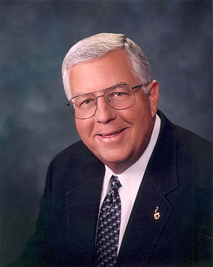 United States Senate election in Wyoming, 1996 - Image: Mike Enzi official portrait