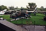 Mil Mi-24A Mil Mi-24A cn 3202109 Central Armed Forces Museum Moscow Sep93 2 (16944286027).jpg