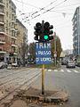 Milano segnale tram.JPG