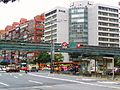 Minquan East Road Section 3 and Fuxin North Road Intersection 20100101.jpg