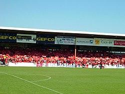CD Mirandés stadion