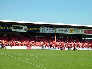 Estadio Municipal de Anduva