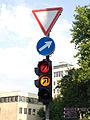 Miskolc, semafor.jpg